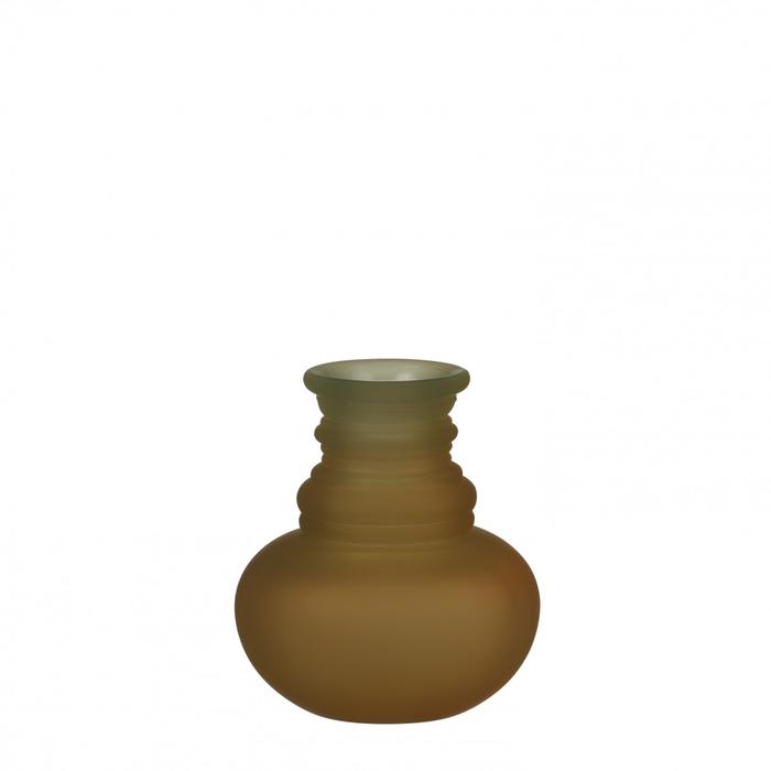 <h4>Glass colour Granada vase d4/14*16cm</h4>
