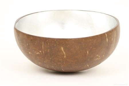 <h4>COCO LACQUER BOWL ROUND H5.0 D14.0 SILVER 841802007</h4>