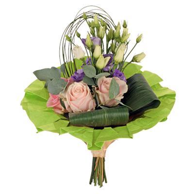 <h4>Bouquet cover kraft Ø36cm light green</h4>