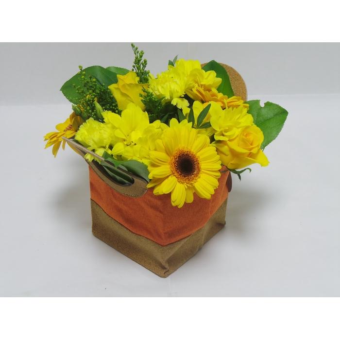<h4>Bouquet Little bag Rody Yellow</h4>