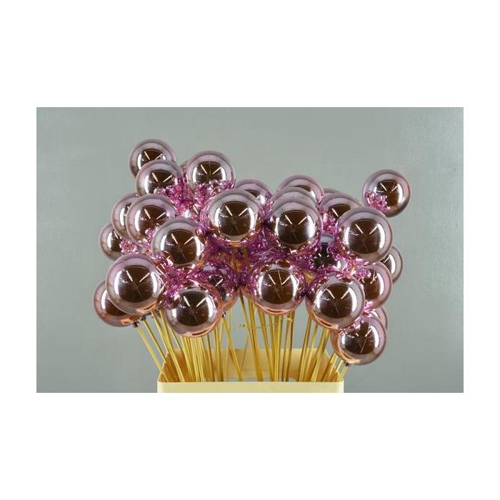 <h4>Stick Ball C. Ø6 Pink Shiny</h4>