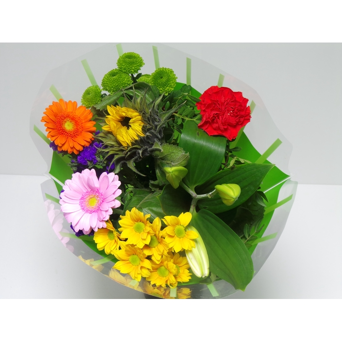 <h4>Bouquet 8 stems Mixed</h4>