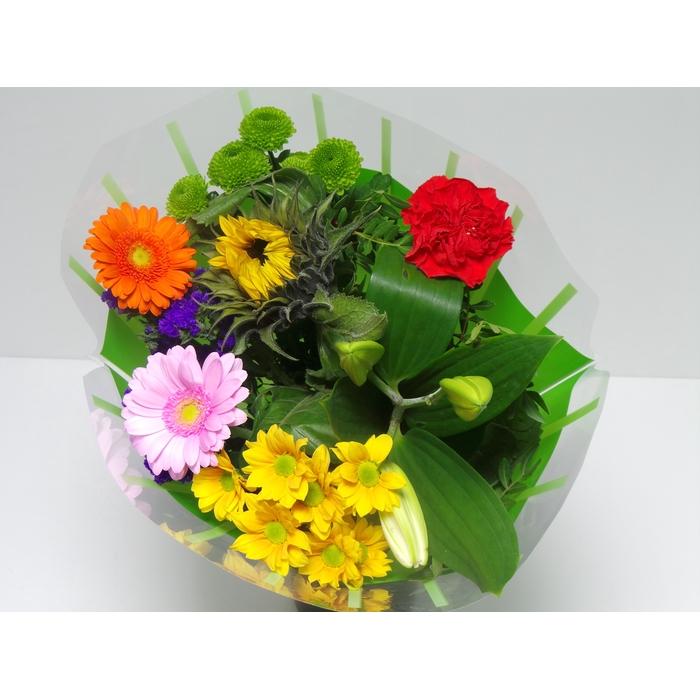 <h4>Bouquet 8 stems Mixed</h4>