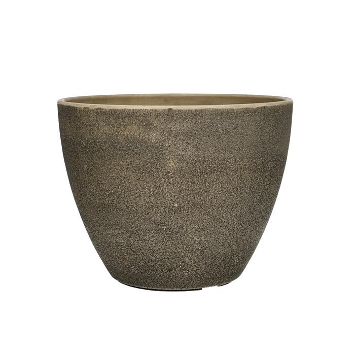 <h4>Plastic Outdoor pot Nova d22*17cm</h4>