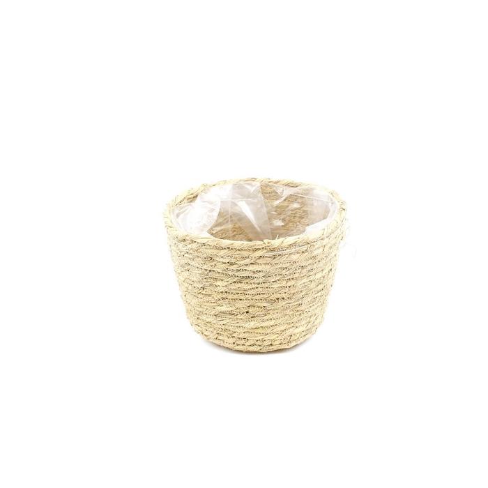 <h4>Baskets Pot grass d21*14cm</h4>