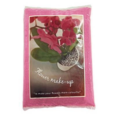 <h4>Gravelite kunststof korrels transp. roze 2 kg</h4>