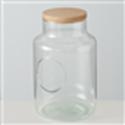 <h4>Vase Eco-Glas, H 32 cm, Klarglas, Transparent glass clear clear</h4>