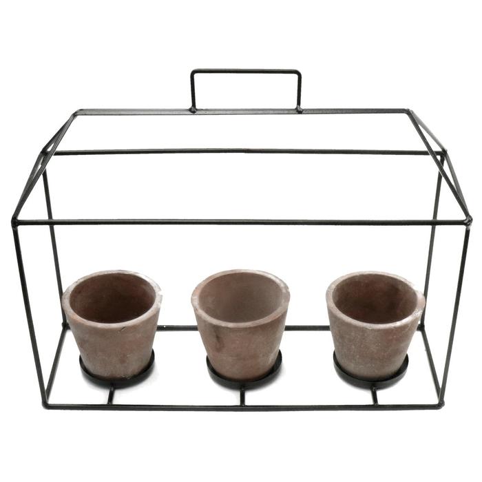 <h4>Sale Frame 3 pot d10*8cm</h4>