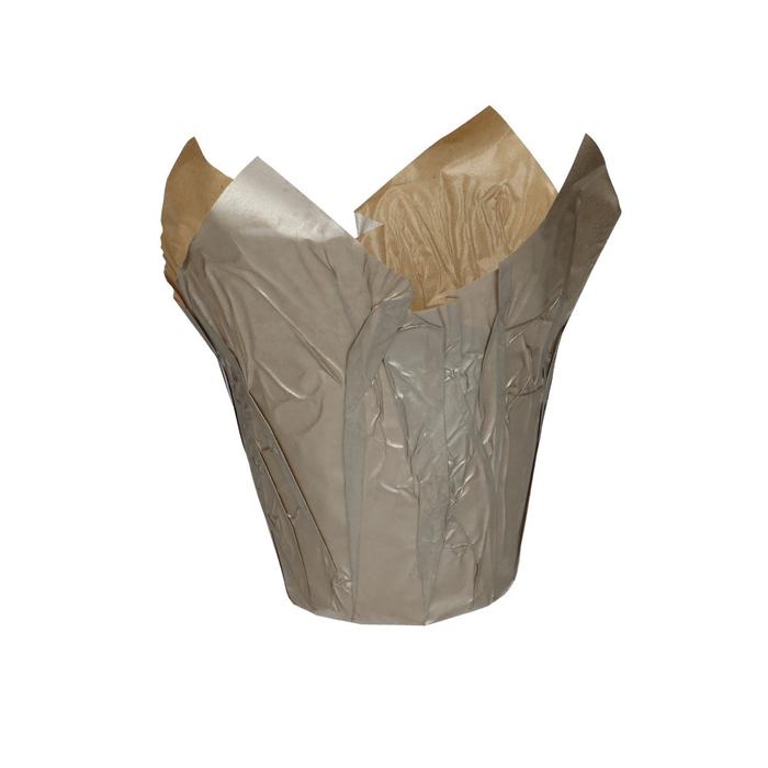 <h4>Baskets Potcover Kraft d13*12cm</h4>