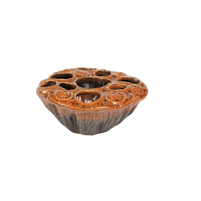 <h4>Ceramics Cora lotus bowl d16*7cm</h4>