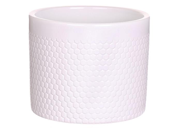 <h4>DF883833100 - Pot Capri d15cm cool grey</h4>
