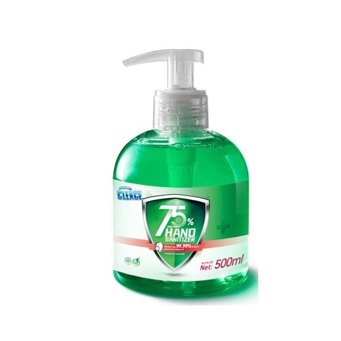 <h4>Bescherming Desinfectiemiddel  500ml</h4>