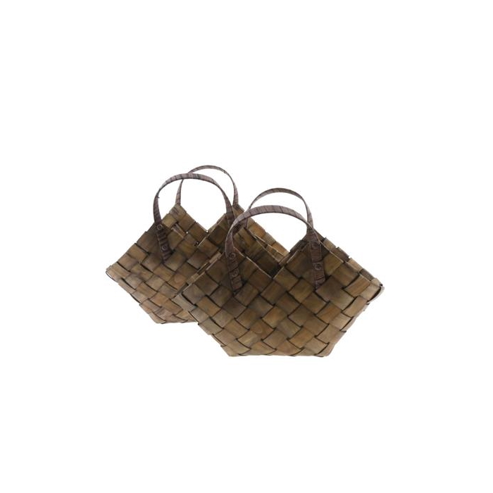 <h4>Bag Redwood Set/2 45x17,5x37cm</h4>