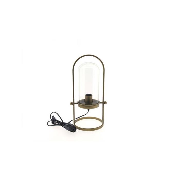 <h4>Lamp Table H:41cm Gold</h4>