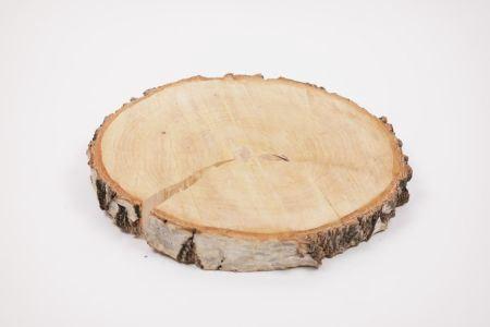 <h4>Basic Birch Slice Rnd D23-26</h4>