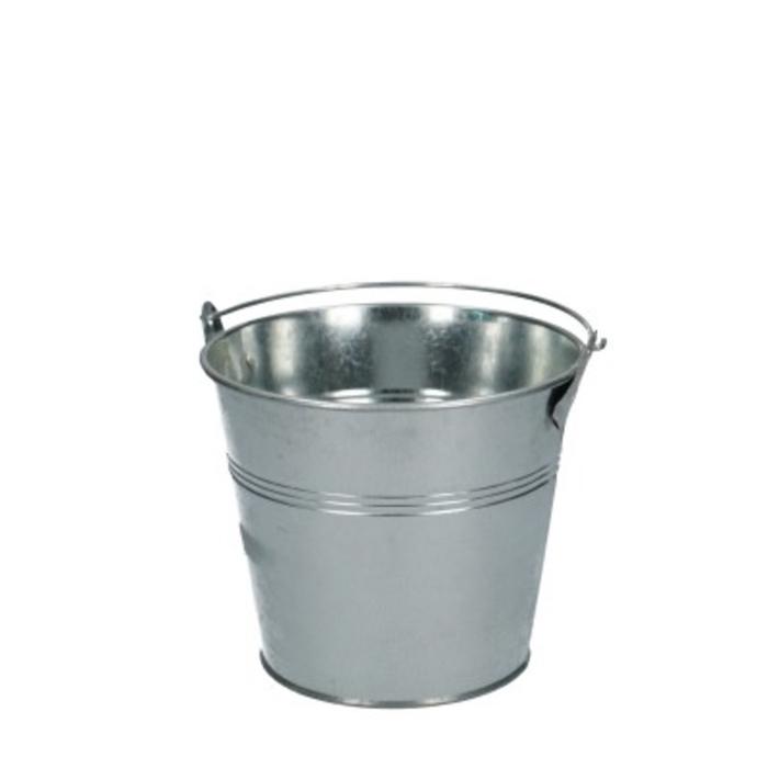 <h4>Zinc Bucket d13*12cm</h4>