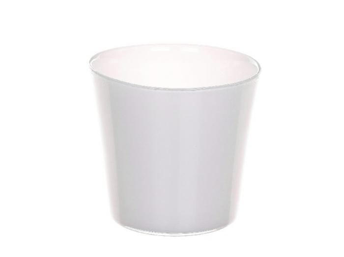 <h4>DF882891500 - Pot Nashville d13.3xh12.5 white</h4>