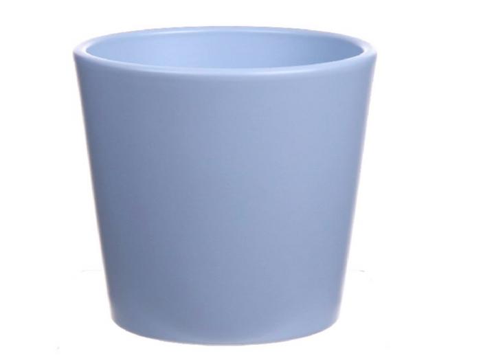 <h4>DF883657347 - Pot Dida d13.5xh12.5 l.blue matt</h4>