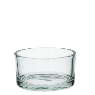 <h4>Glass Bowl round d15*8cm</h4>