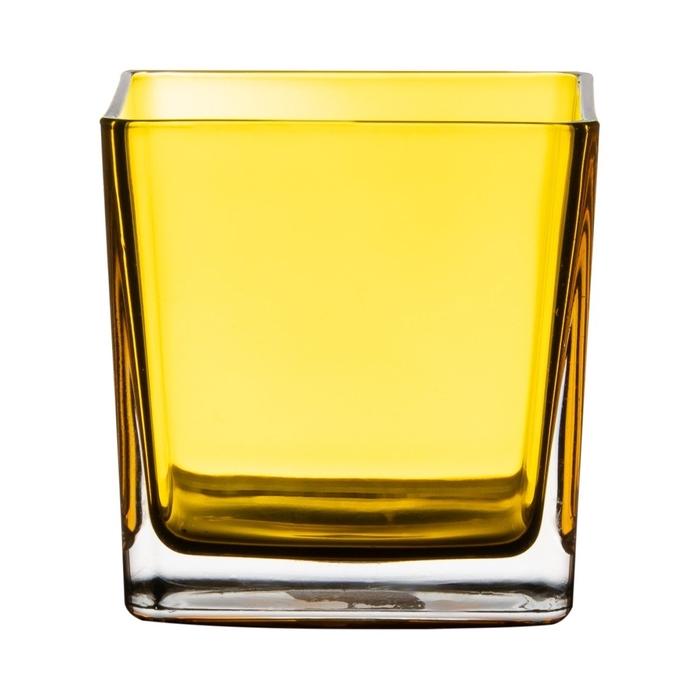 <h4>Glas kleur Accubak taps d12*12cm</h4>