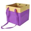 Bag Facile carton 16x16x16cm purple