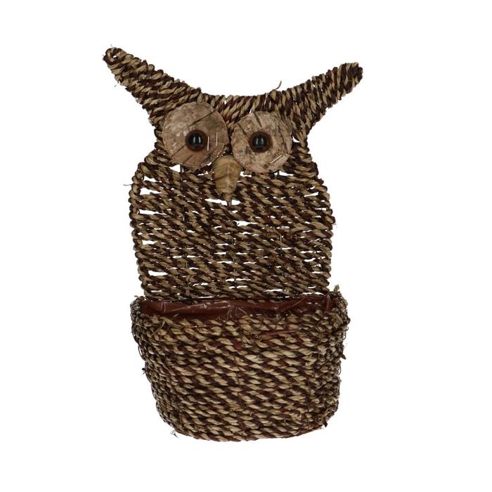 <h4>Baskets Owl 17*11.5*30cm</h4>
