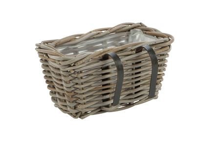 <h4>Balcony basket Pinon 30x20x15 grey</h4>