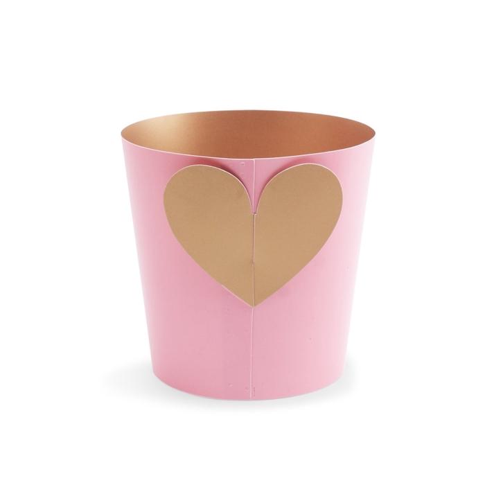 <h4>Valentijn Potcover Crystal Love d12.5*11cm</h4>