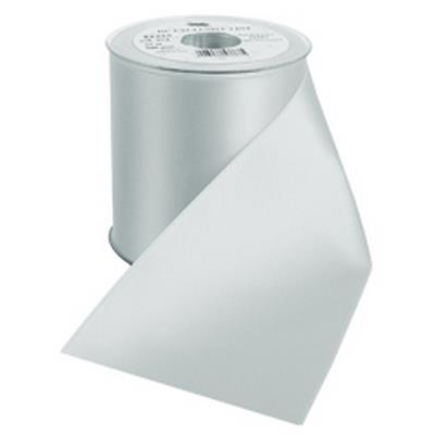 <h4>Funeral ribbon DC exclusive 100mmx25m bridal white</h4>