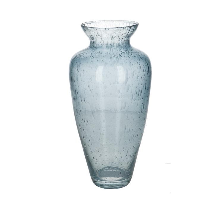 <h4>Glass colour Bouquet vase d12*25cm</h4>