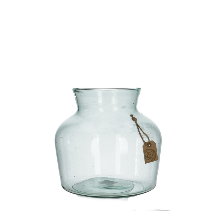 <h4>Glas Eco Vaas terrarium d24*25cm</h4>