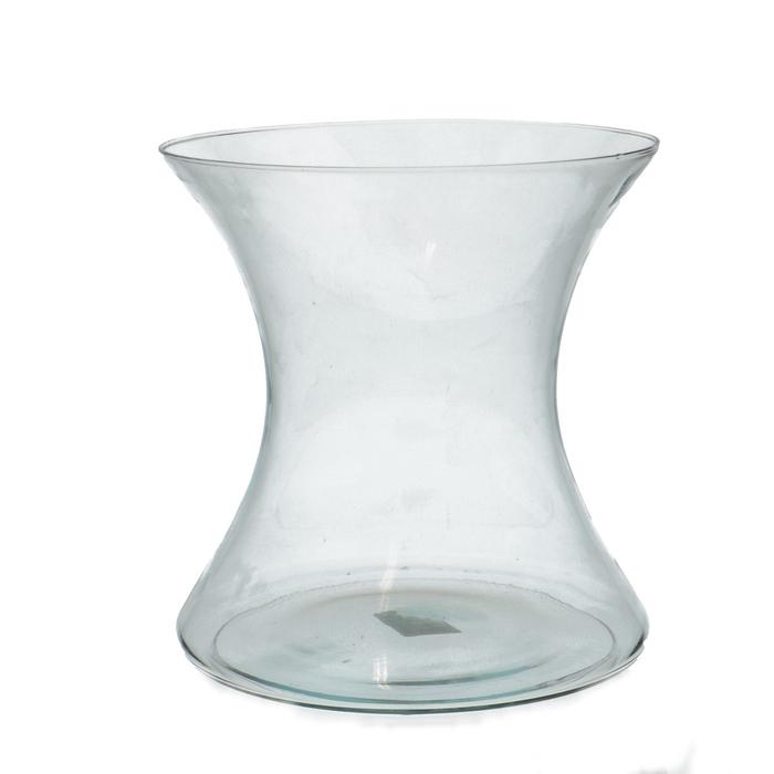 <h4>Glas Vaas X d19.5*19.5cm</h4>