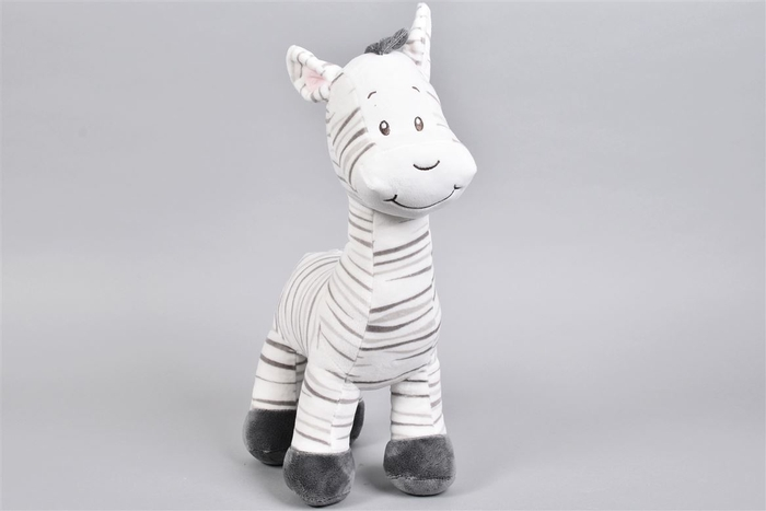 <h4>Zaza-zoo Zebra Staand 44cm</h4>