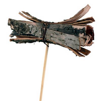 <h4>Pique Bouleaur bundle 8x3cm+bâton 50cm naturel</h4>