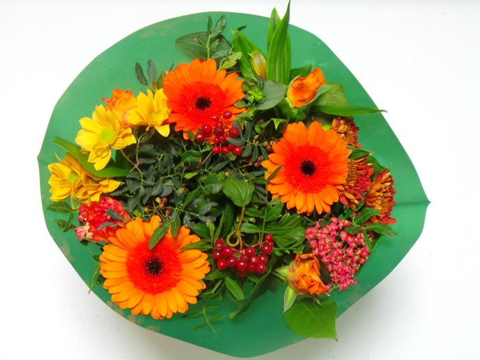 <h4>Bouquet KIM Small Orange</h4>