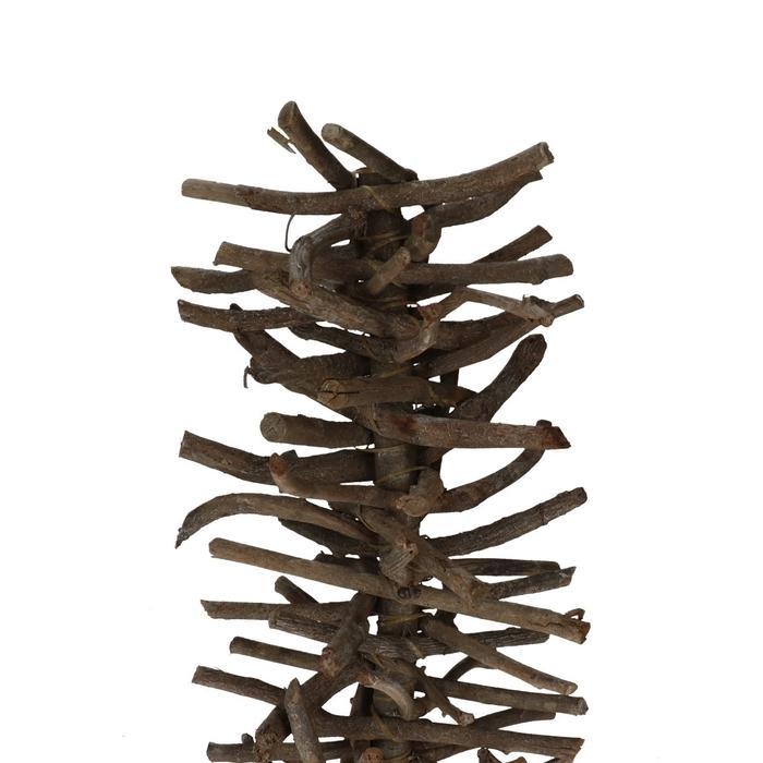 <h4>Dried articles Garland Crazy vine 110cm</h4>