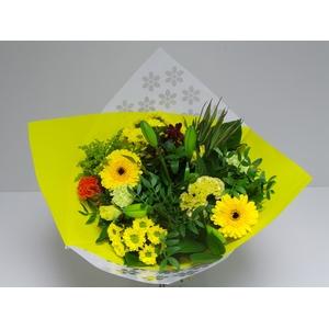 Bouquet Biedermeier Medium Yellow