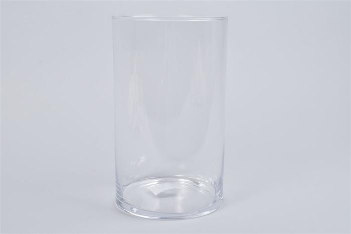 <h4>Glas Cilinder 15x25cm</h4>
