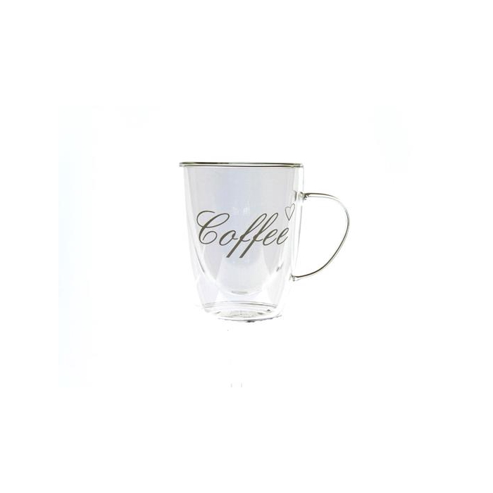 <h4>Glass Coffee H:11cm</h4>