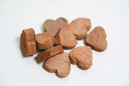 <h4>Basic Coco Heart 100pc D4.5</h4>