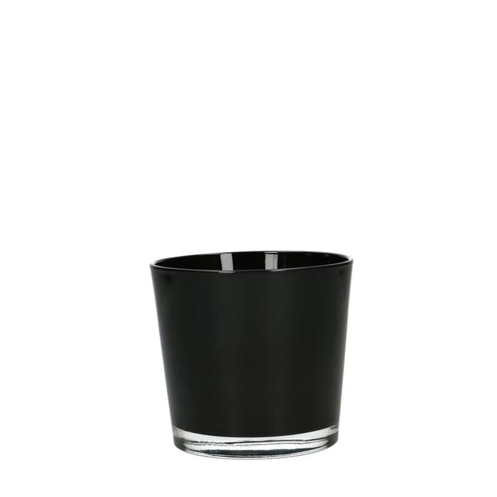 <h4>Glas kleur Pot Nashville d10*9cm</h4>