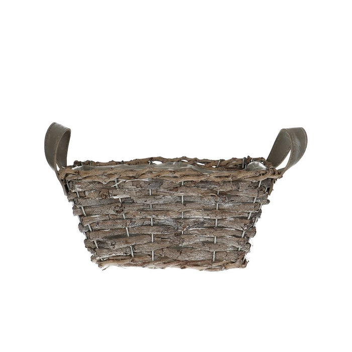 <h4>Baskets Jane tray rect.d23/13*11cm</h4>