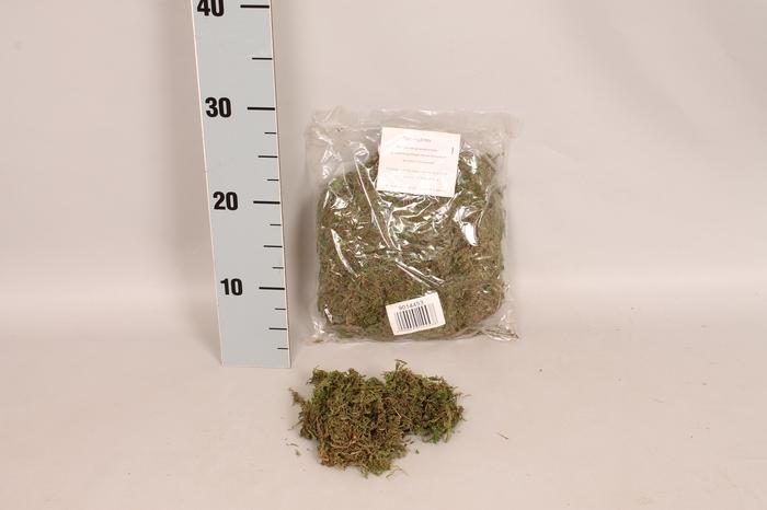 MOS gedroogde Mos  100 gram