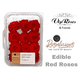 ZS R EDIBLE ROSALICIOUS RED