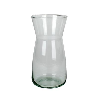 <h4>Vaas Carolina Ø10,5xH20cm recycled glas</h4>