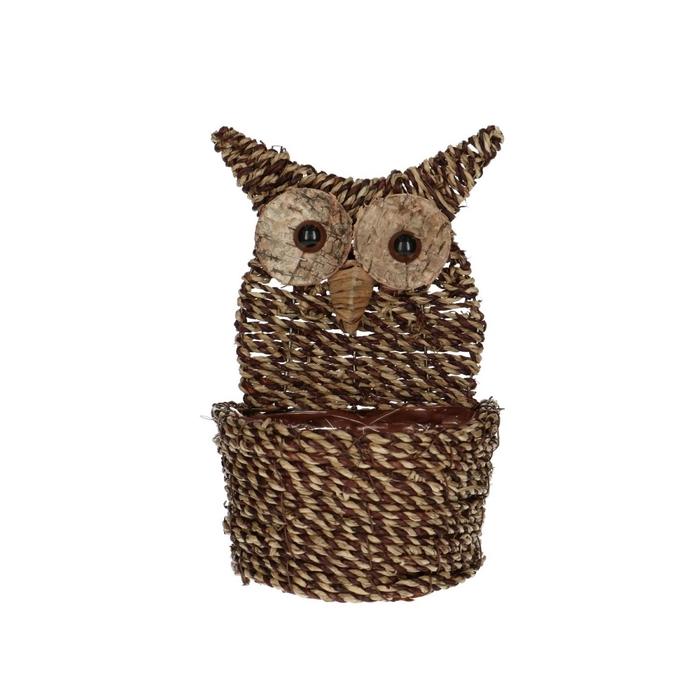 <h4>Baskets Owl 15*9*25cm</h4>