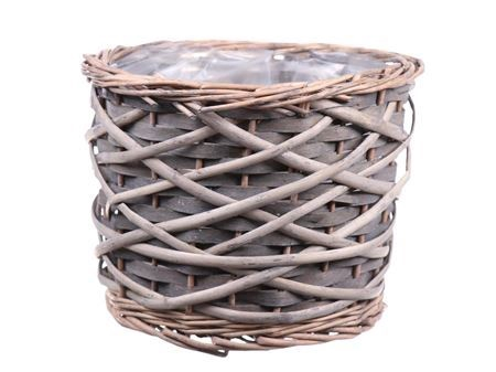 <h4>Basket Trimble6 d26xh18 grey</h4>