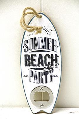 <h4>Bottle Opener 7cm-summer Beach</h4>