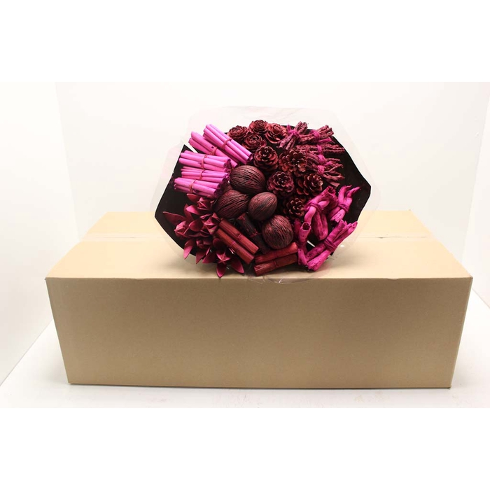 <h4>Bouquet mix 40stems per bq cerise</h4>