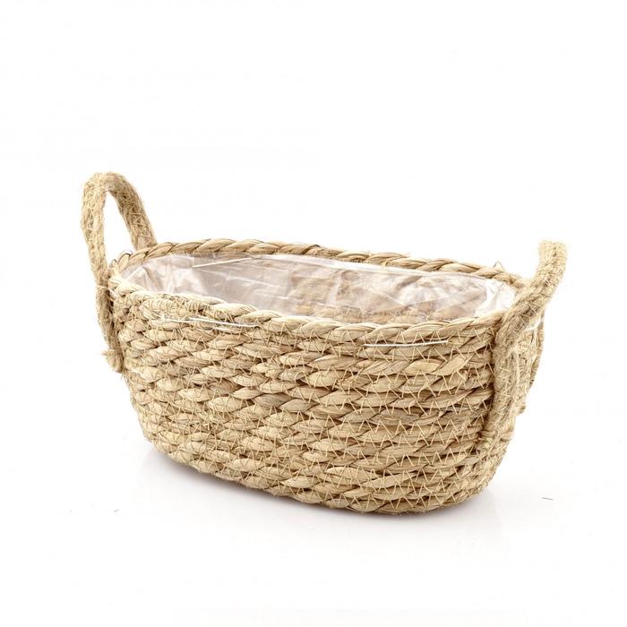 <h4>Baskets Linda tray oval 24/12.5*10cm</h4>